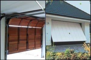 Sectional vs. One-Piece Garage Doors