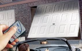 Electric Garage Door Houston