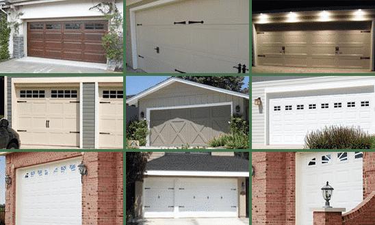 Garage DoorTypes