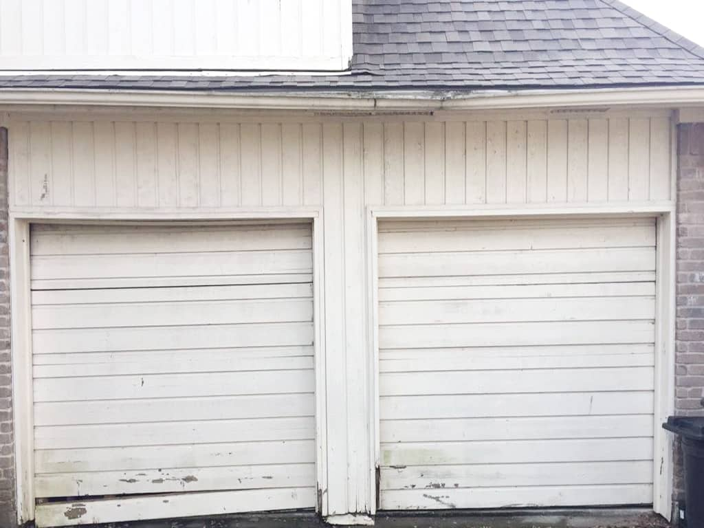 The Potential Risks When You Use an Old Garage Door