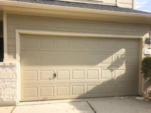 garage door replacement houston