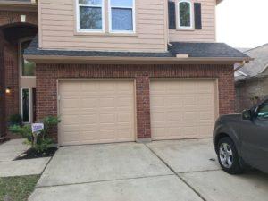 garage door service and repair