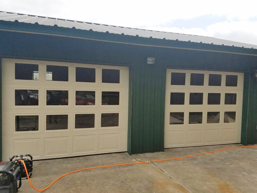 Glass Garage Doors Are More than Just Good Looks