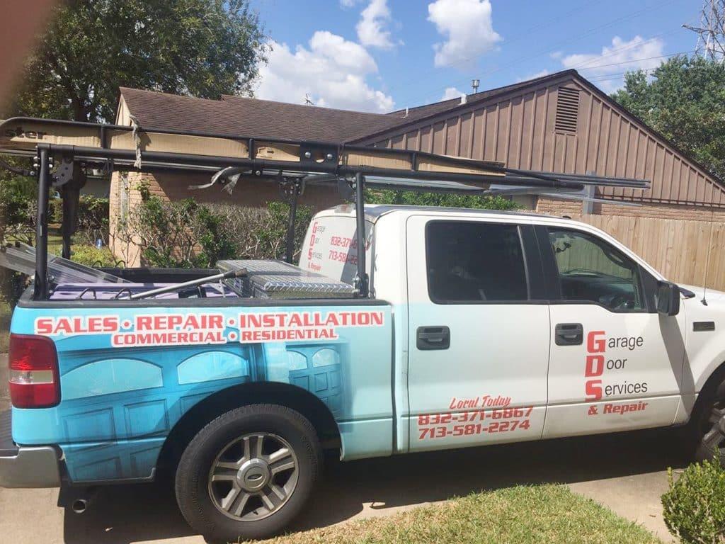 gds service truck side
