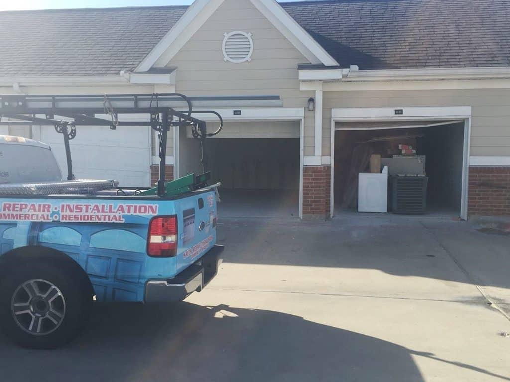 garage door service & repair houston