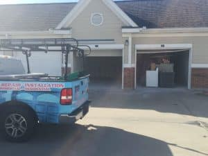 garage door service & repair houston