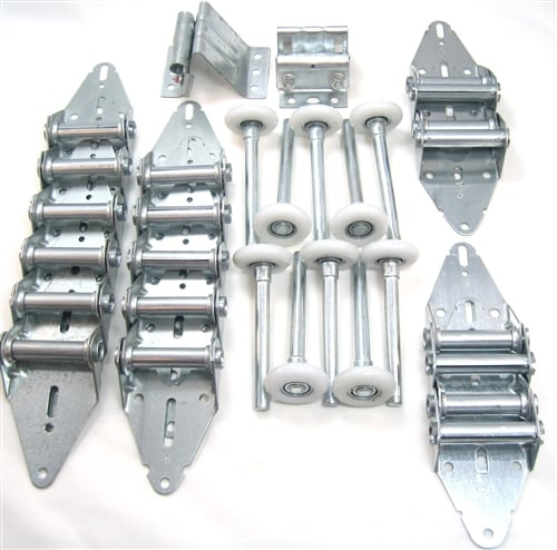 All You Must Know about Garage Door Hinges
