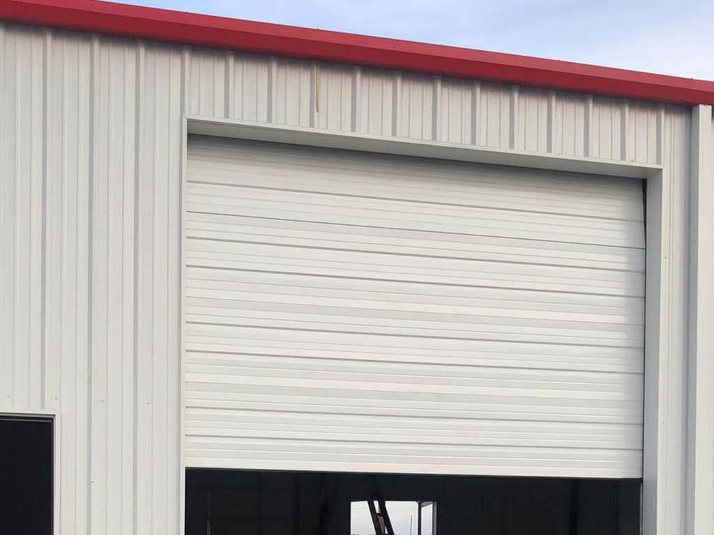 commercial_garage_door_installation_Houston