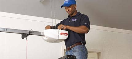 Overhead Garage Door Opener Houston