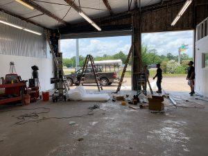 Garage Floor Paint Houston