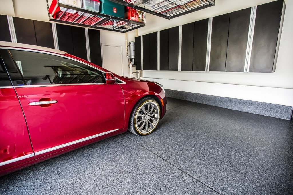 resurfacing the garage floor